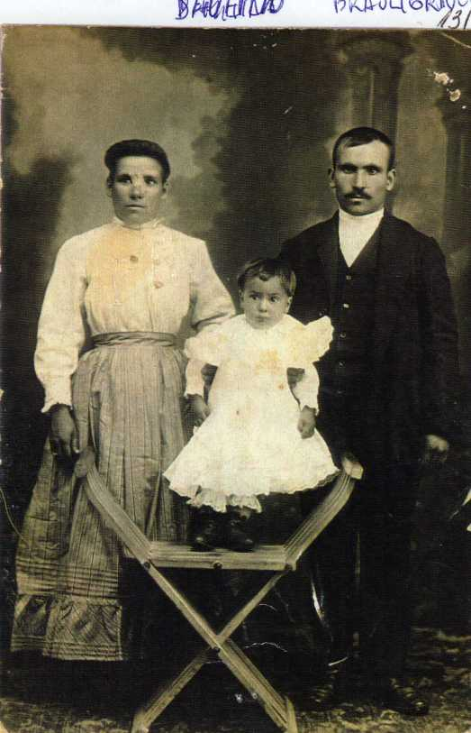 131 Josefa, Braulio Rivero y Paulino hijo