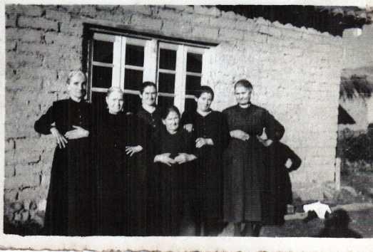 149 Licorina, Juana Castro,Honorina Mirantes, Juana Moran, Segunda Mirantes y Concesa