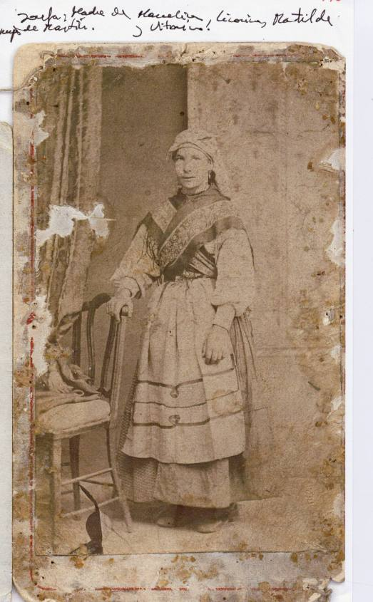 150 Josefa madres de Licorina, Marcelina, Matilde,Vitorino